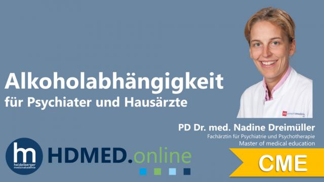HDMED.online: Alkoholabhängigkeit