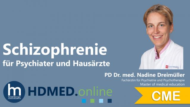 HDMED.online: Schizophrenie