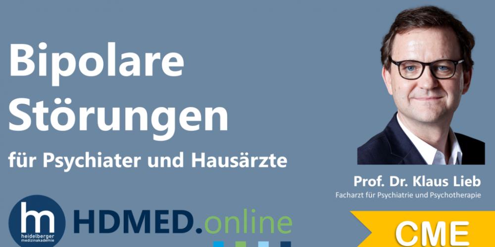 HDMED.online: Bipolare Störungen