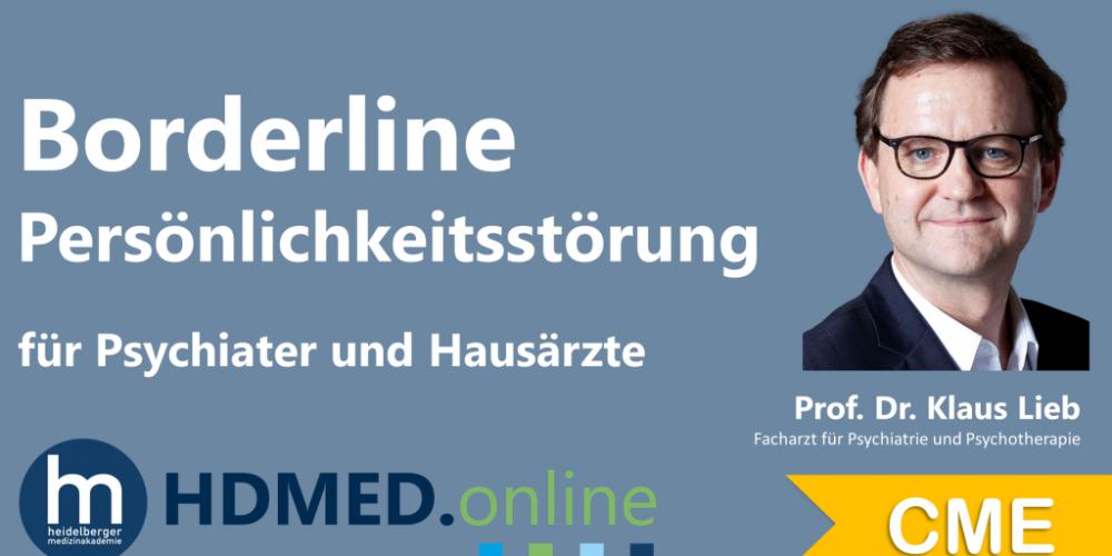 HDMED.online: Borderline Persönlichkeitsstörung