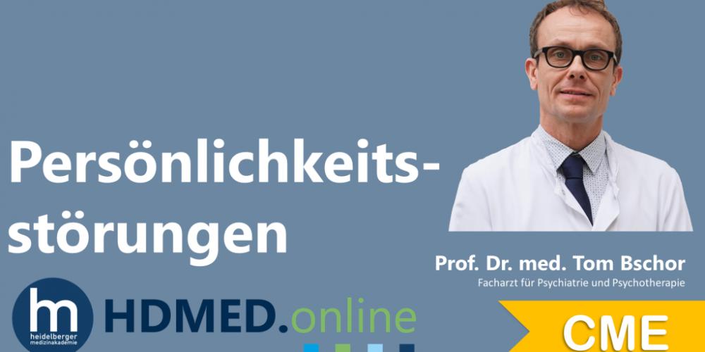 HDMED.online: Persönlichkeitsstörungen für Hausärzte und Psychiater