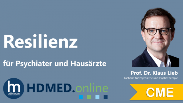 HDMED.online: Resilienz